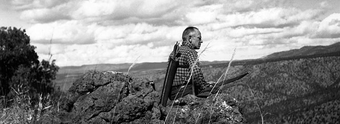Aldo Leopold, Founder of the New Mexico Wildlife Federation