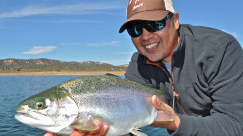 Norm Maktima fishing