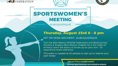 sportsmen _ womens meeting flyer - Albuquerque August-web
