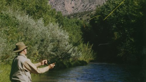 Dutch Casting on the Gila (1)
